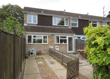 Thumbnail 3 bedroom end terrace house for sale in Towns End Road, Sharnbrook, Bedford
