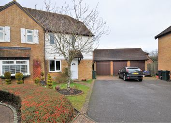 Thumbnail 1 bed semi-detached house to rent in Reedmace Close, Ashford