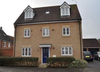 Thumbnail 5 bedroom detached house for sale in Turing Court, Kesgrave
