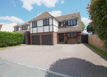 5 bed detached house for sale in Norsey View Drive, Billericay, Essex CM12