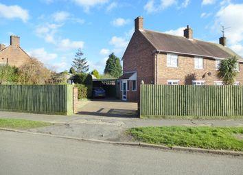 Thumbnail 3 bedroom semi-detached house for sale in Perry Road, Leverington, Wisbech
