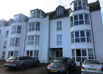Thumbnail 1 bed flat to rent in The Crescent, Newquay