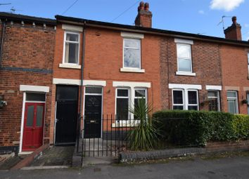 Thumbnail 3 bed terraced house for sale in Alfreton Road, Chester Green, Derby