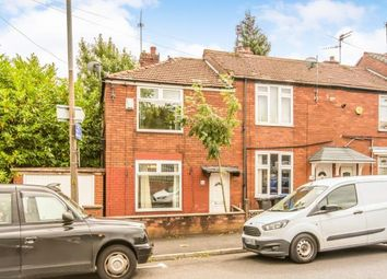 Thumbnail 2 bedroom end terrace house for sale in Gordon Street, Heaton Norris, Stockport, Cheshire