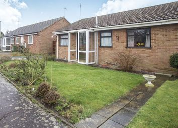 Thumbnail 2 bed semi-detached bungalow for sale in Church Close, Wiggenhall St. Mary Magdalen, King's Lynn