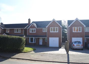 Thumbnail 5 bed detached house for sale in Wartnaby Road, Ab Kettleby, Melton Mowbray