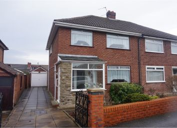 Thumbnail 3 bed semi-detached house for sale in Leighton Avenue, Maghull