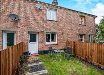 Thumbnail 2 bed terraced house for sale in Barningham Road, Stanton, Bury St. Edmunds