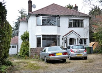 Thumbnail 4 bedroom detached house for sale in West Road, Prenton