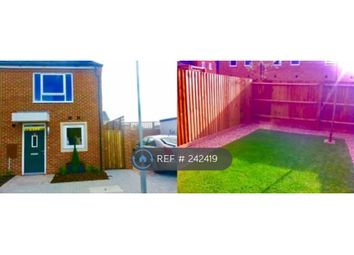 Thumbnail 2 bed end terrace house to rent in Alcock Crescent, Crayford