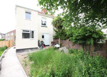 Thumbnail 3 bed semi-detached house for sale in Park Place, Eastville, Bristol, Avon