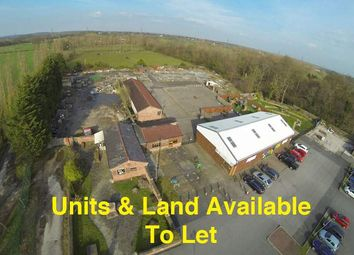 Thumbnail Industrial to let in New Chester Road, Wirral