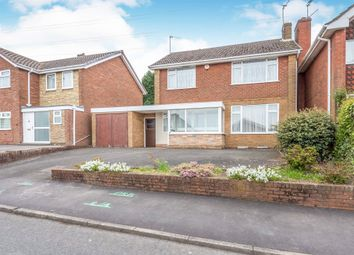 Thumbnail 3 bed detached house for sale in Scotts Green Close, Dudley