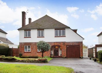 Thumbnail 4 bed detached house for sale in Marlborough Crescent, Sevenoaks