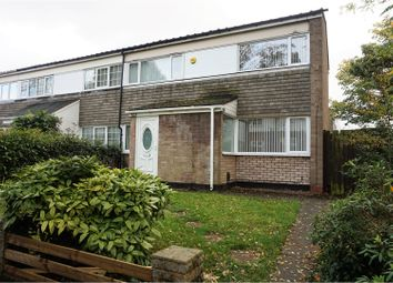 Thumbnail 3 bed end terrace house for sale in Berwicks Lane, Birmingham