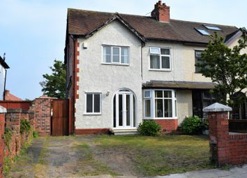 Thumbnail 3 bed semi-detached house for sale in Mill Road, Southport