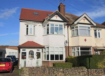 Thumbnail 4 bed semi-detached house for sale in Queens Avenue, Whetstone, London