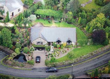 Thumbnail 3 bed detached bungalow for sale in Lake View, St. Mellion, Saltash