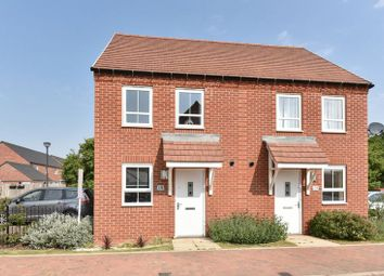 Thumbnail 2 bed semi-detached house for sale in Robins Way, Bodicote, Banbury