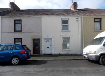 Thumbnail 2 bed terraced house for sale in Dillwyn Street, Llanelli