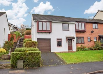 Thumbnail 2 bed end terrace house for sale in Collins Road, Exeter