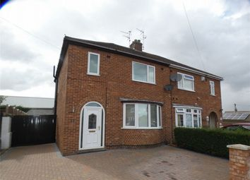 Thumbnail 3 bed detached house for sale in Ayres Drive, Stanground, Peterborough, Cambridgeshire