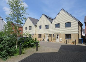 Thumbnail 3 bed terraced house for sale in Aldersgate Way, Poole
