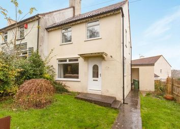 Thumbnail 3 bed end terrace house for sale in Wells, Somerset, England