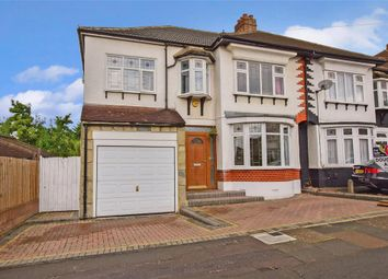 Thumbnail 4 bed semi-detached house for sale in Anne Way, Ilford, Essex