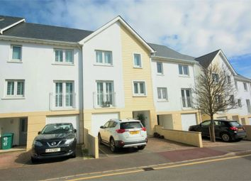 Thumbnail 4 bed terraced house for sale in 12 Le Clos Vaze, St Johns Road, St Helier
