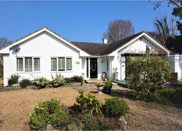 Thumbnail 3 bed detached bungalow for sale in Warren Close, Hayling Island