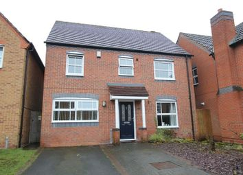Thumbnail 4 bed detached house for sale in Ovaldene Way, Trentham, Stoke-On-Trent