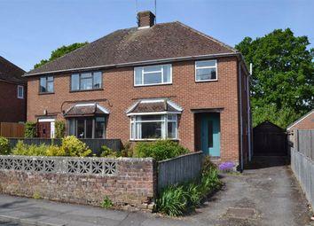 Thumbnail 3 bedroom semi-detached house for sale in Courtlands Road, Newbury, Berkshire