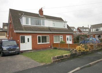 Thumbnail 3 bed semi-detached bungalow for sale in Millhaven, Fulwood, Preston