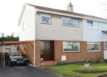 Thumbnail Semi-detached house for sale in Quarry Knowe, Bannockburn, Stirling