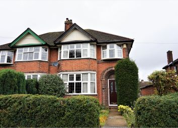 Thumbnail 3 bed semi-detached house for sale in Farley Hill, Luton