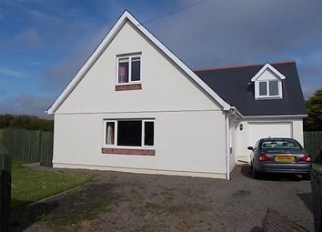 Thumbnail 5 bedroom detached bungalow for sale in St. Clements Park, Freystrop, Haverfordwest