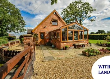 Thumbnail 3 bed detached house for sale in Moss Side Lane, Great Eccleston, Preston