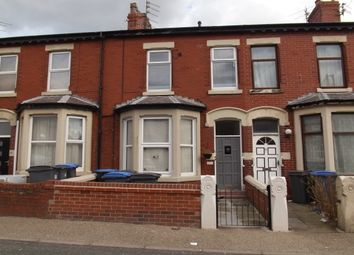 Thumbnail 2 bedroom flat to rent in Cambridge Road, Blackpool