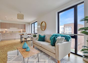 Thumbnail 2 bedroom flat for sale in Williams Way, London