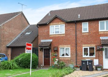 Thumbnail 2 bed end terrace house for sale in Beaufoy Close, Shaftesbury