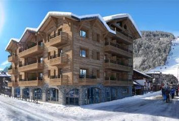 Thumbnail 3 bed apartment for sale in Le Carlina, Morzine, France
