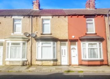 Thumbnail 3 bed terraced house for sale in Norcliffe Street, North Ormesby, Middlesbrough