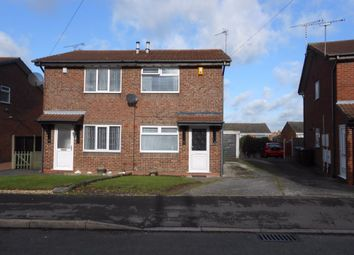 Thumbnail 2 bed semi-detached house to rent in Holbein Close, Bedworth, Warwickshire