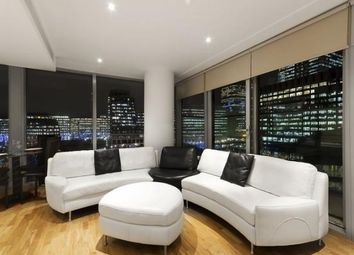 Thumbnail 2 bed flat to rent in The Landmark West Tower, 22 Marsh Wall, London