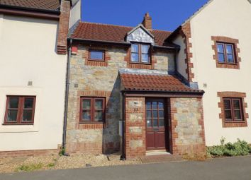Thumbnail 2 bed terraced house for sale in Shepherds Way, St Georges, Weston-Super-Mare