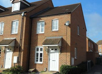 Thumbnail 2 bed end terrace house to rent in Kirby Drive, Bramley, Tadley