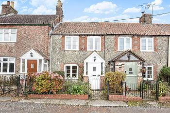 Thumbnail 2 bed terraced house for sale in 9 Christchurch Terrace, Warminster BA128Lr