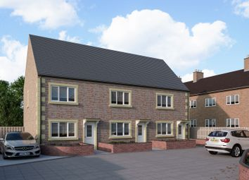 2 bed town house for sale in Holland Court, High Street, Mansfield Woodhouse NG19