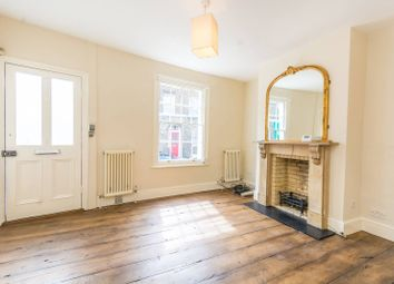 Thumbnail 2 bed terraced house to rent in Keystone Crescent, Islington